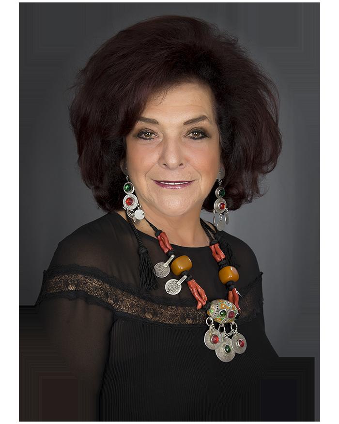Portrait image of Diana Friedberg