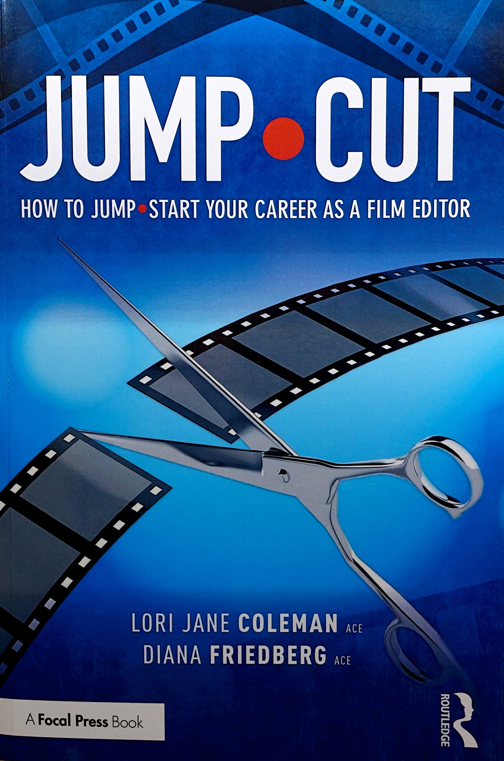 Font cover of the book Jump Cut