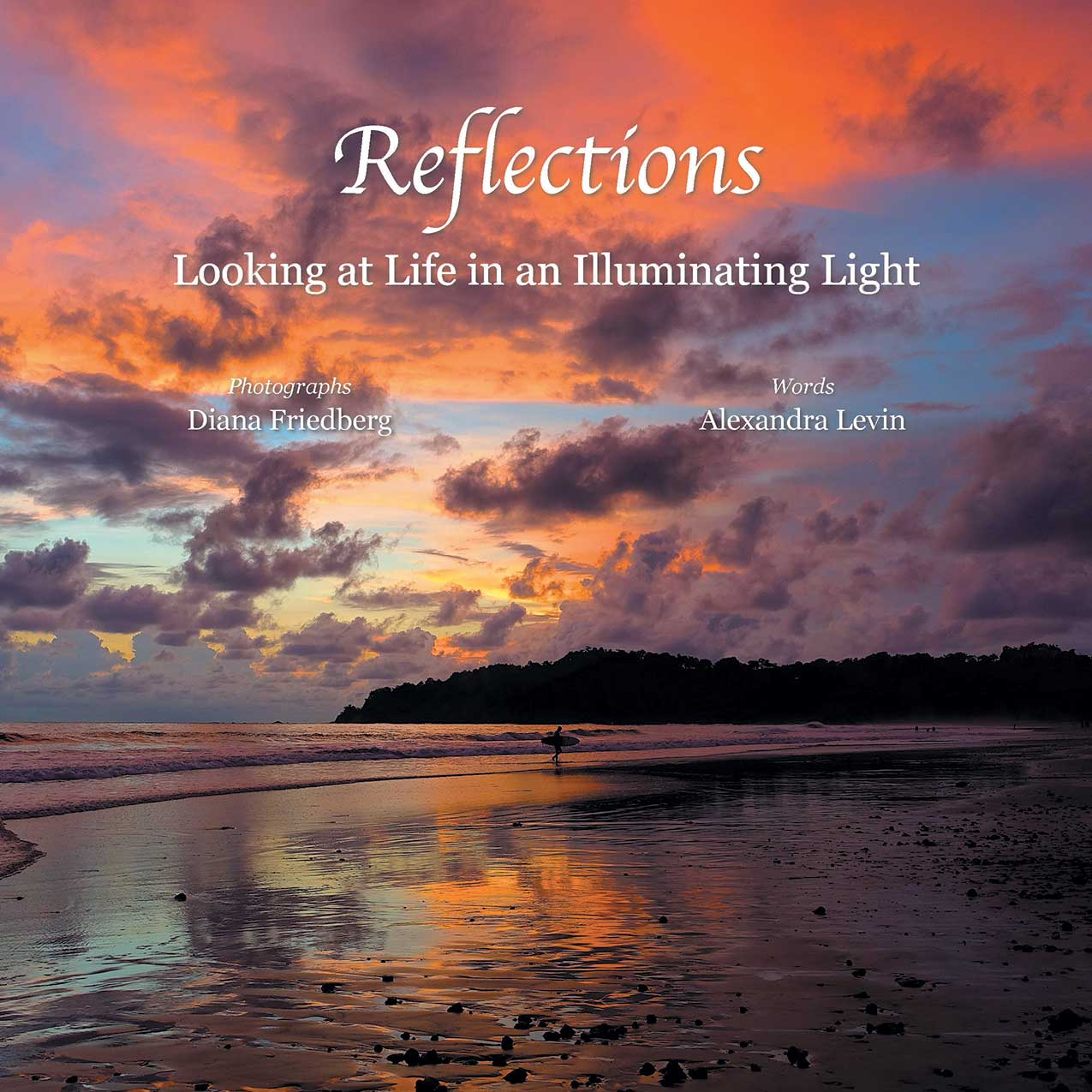 Front cover of book Reflections